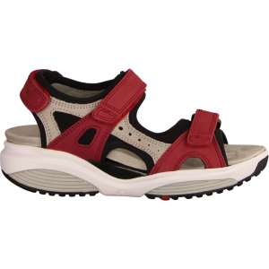 Xsensible Chios Red (rot) - sportliche Sandale
