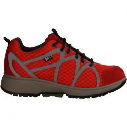 Xsensible Stockholm (rot) - - sportlicher Schnürschuh Red
